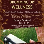 Drumming Up Wellness